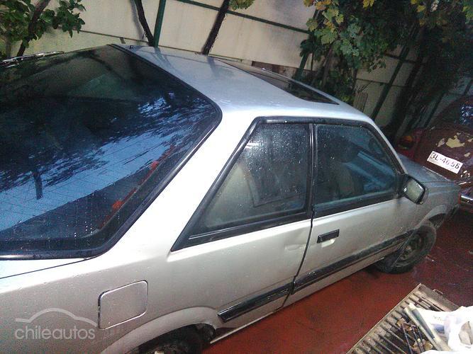 1989 Subaru LOYALE 1.8 coupe