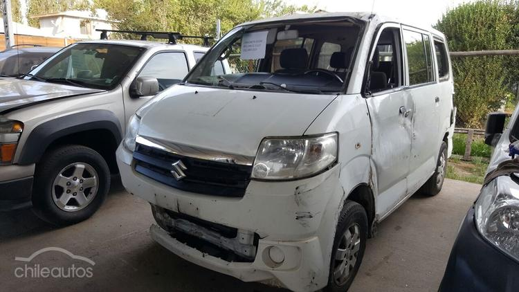 2013 Suzuki APV SinVersion