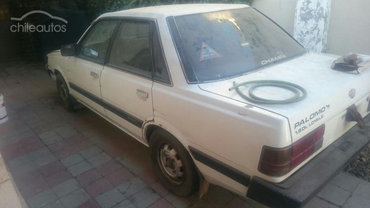 1989 Subaru LOYALE 1.6 DL