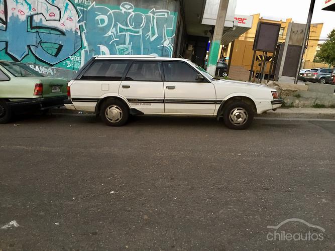 1989 Subaru LOYALE Turbo 4WD